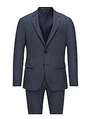 WOOL MICRO SLIM FIT SUIT - 425