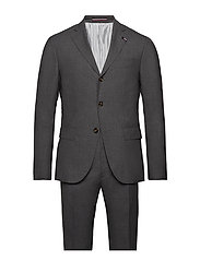 STRETCH 4 PLY REGULAR FIT SUIT - 020