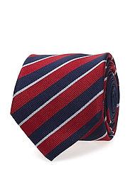 Silk Stripe 7cm Tie