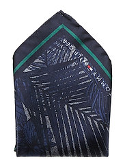 Silk Print Pocket Sq