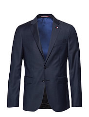 FLEX  SLIM FIT BLAZER - MIDNIGHT BLUE