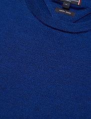 Tommy Hilfiger Tailored - FINE GAUGE LUXURY WOOL CREW NECK - pulls col rond - regal blue heather - 2