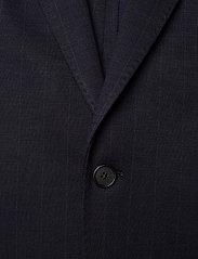 Tommy Hilfiger Tailored - PACKABLE SLIM FLEX STRIPE SUIT - kombinezony jednorzędowe - dessert sky/blue - 2