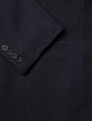 Tommy Hilfiger Tailored - PACKABLE SLIM FLEX STRIPE SUIT - kombinezony jednorzędowe - dessert sky/blue - 3