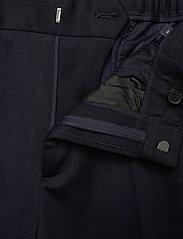 Tommy Hilfiger Tailored - PACKABLE SLIM FLEX STRIPE SUIT - kombinezony jednorzędowe - dessert sky/blue - 7