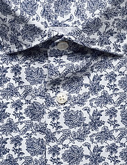 Tommy Hilfiger Tailored - MACRO FLORAL CLASSIC - business skjorter - white/navy - 2