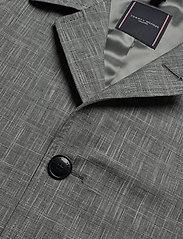 Tommy Hilfiger Tailored - CHECK DESIGN CARCOAT - manteaux legères - black check 02 - 3