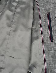 Tommy Hilfiger Tailored - CHECK DESIGN CARCOAT - manteaux legères - black check 02 - 5