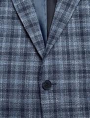 Tommy Hilfiger Tailored - COTTON BLEND SLIM FI - blazers à boutonnage simple - navy/iriscope/white - 3