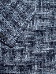 Tommy Hilfiger Tailored - COTTON BLEND SLIM FI - blazers à boutonnage simple - navy/iriscope/white - 4