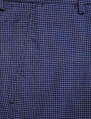 Tommy Hilfiger Tailored - WASHABLE SEERSUCKER SLIM SUIT - kombinezony jednorzędowe - navy/italian blue - 7