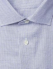 Tommy Hilfiger Tailored - DOBBY DESIGN CLASSIC SHIRT - basic skjorter - navy/white - 2
