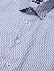 Tommy Hilfiger Tailored - DOBBY DESIGN CLASSIC SHIRT - basic skjorter - navy/white - 3
