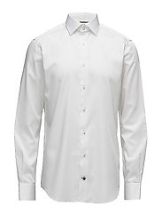 CORE TWILL CLASSIC SHIRT - WHITE
