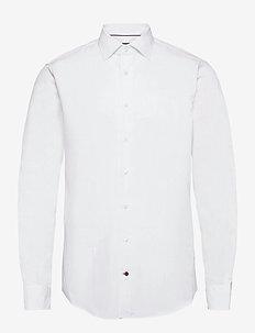 CORE POPLIN CLASSIC SHIRT - basic skjortor - 100