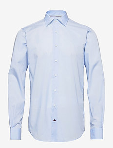 CORE POPLIN CLASSIC SHIRT - basic shirts - 411