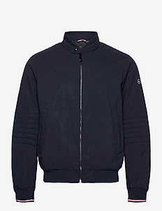2 MB THERMORE SUIT BOMBER - light jackets - desert sky