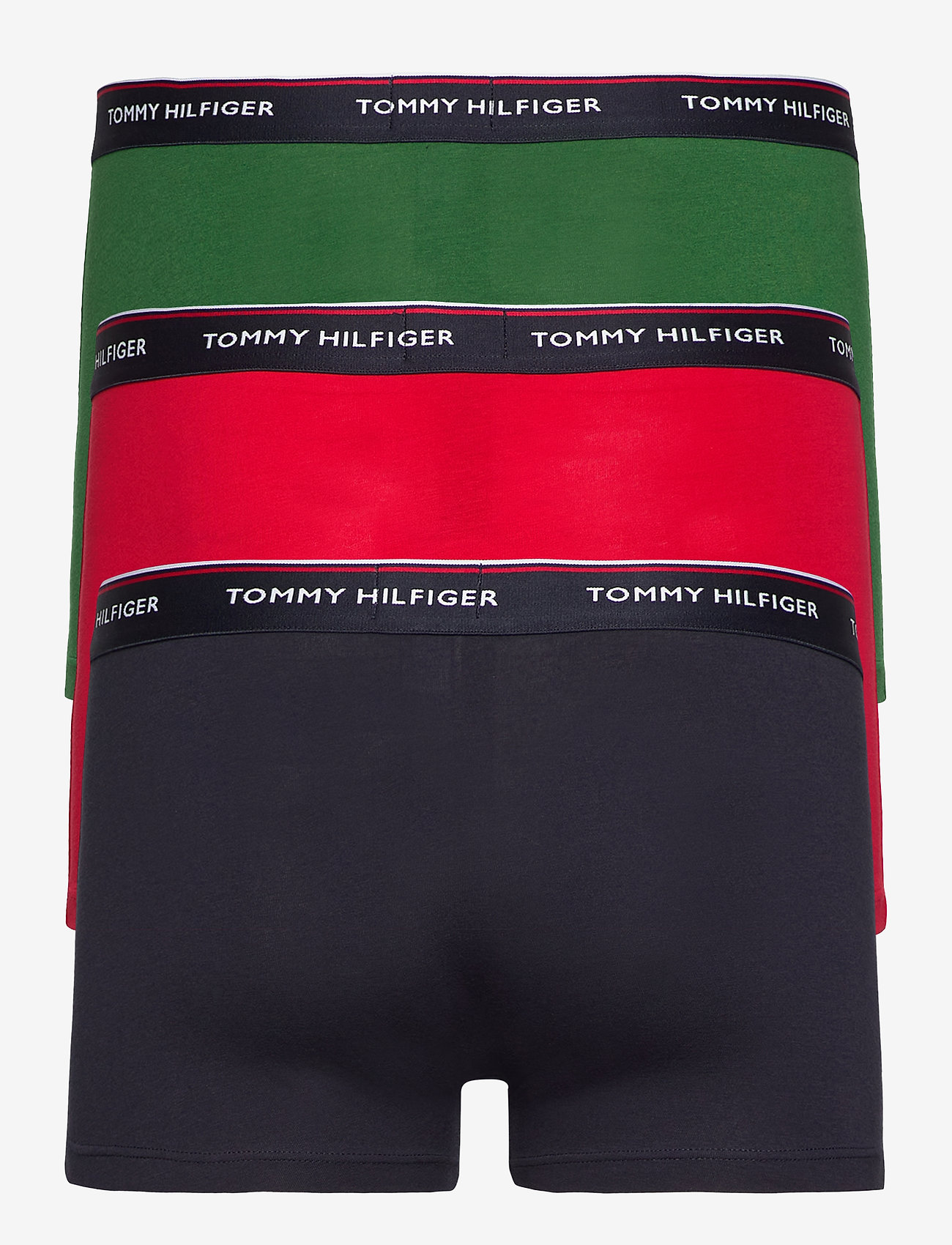 Tommy Hilfiger - Trunk 3 pack premium essentials - boxers - desert sky/terrain/primary red - 1
