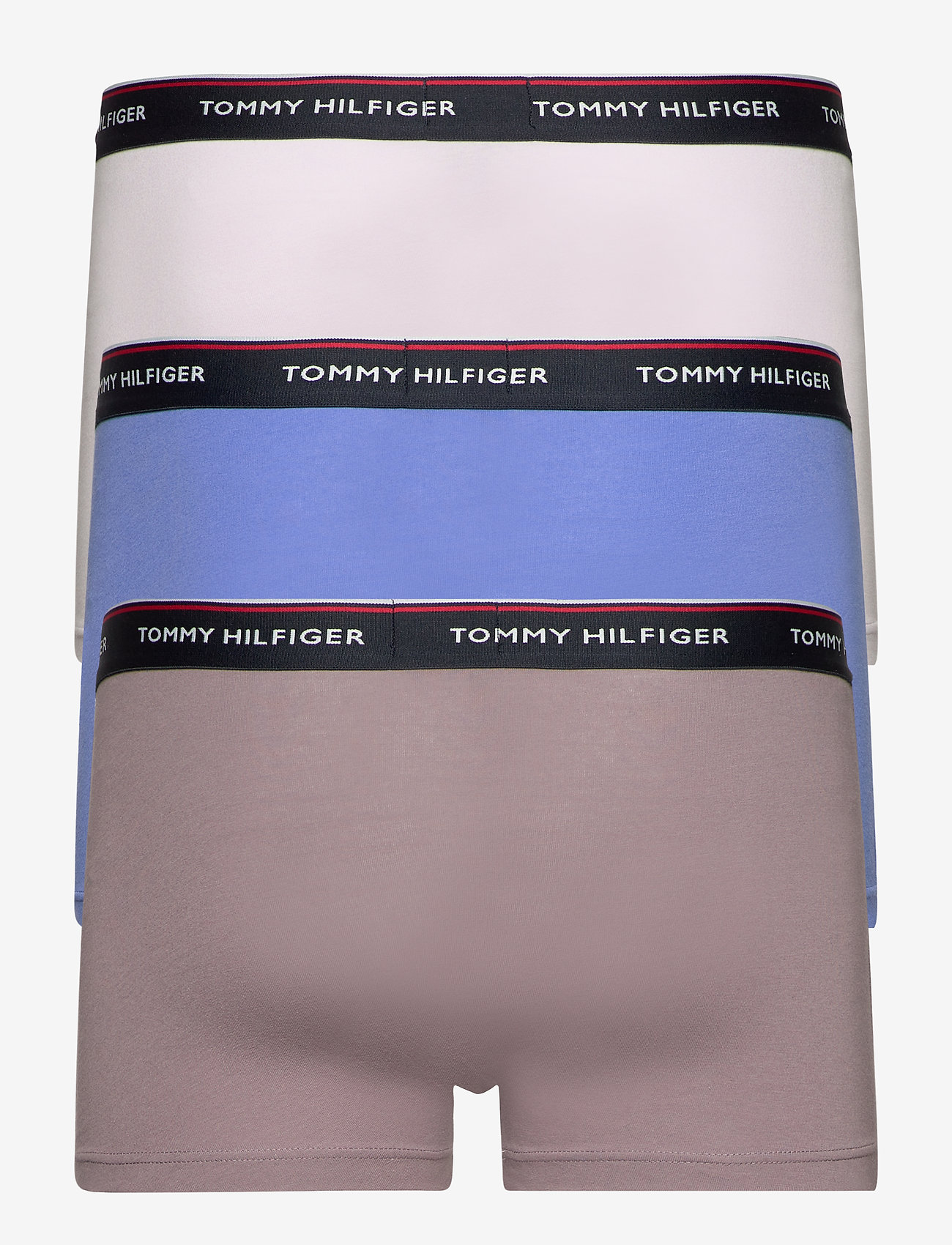 Tommy Hilfiger - Trunk 3 pack premium essentials - boxers - iris blue/luna phase/lilac ice - 1