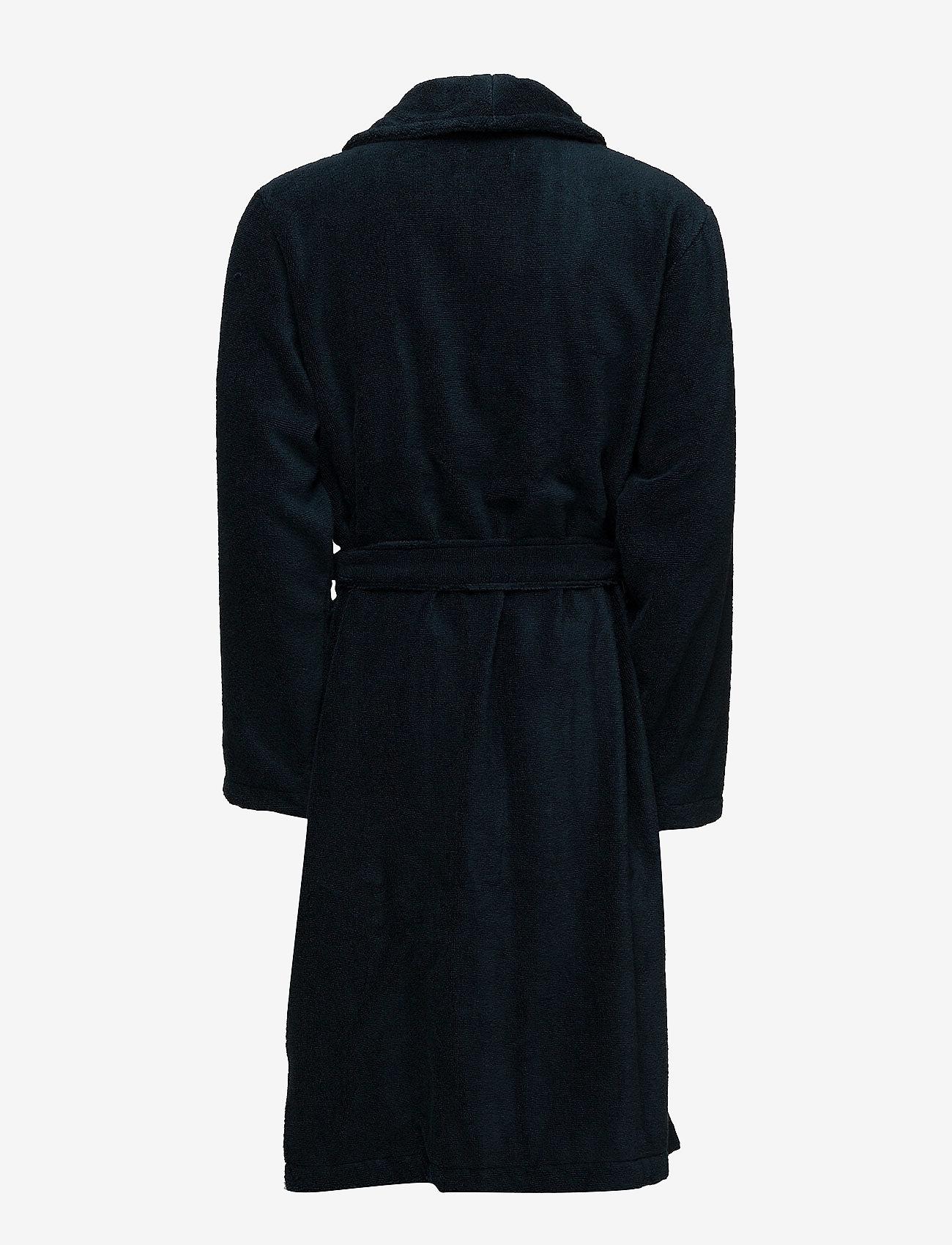 Tommy Hilfiger - Icon bathrobe - badjassen - navy blazer-pt - 1