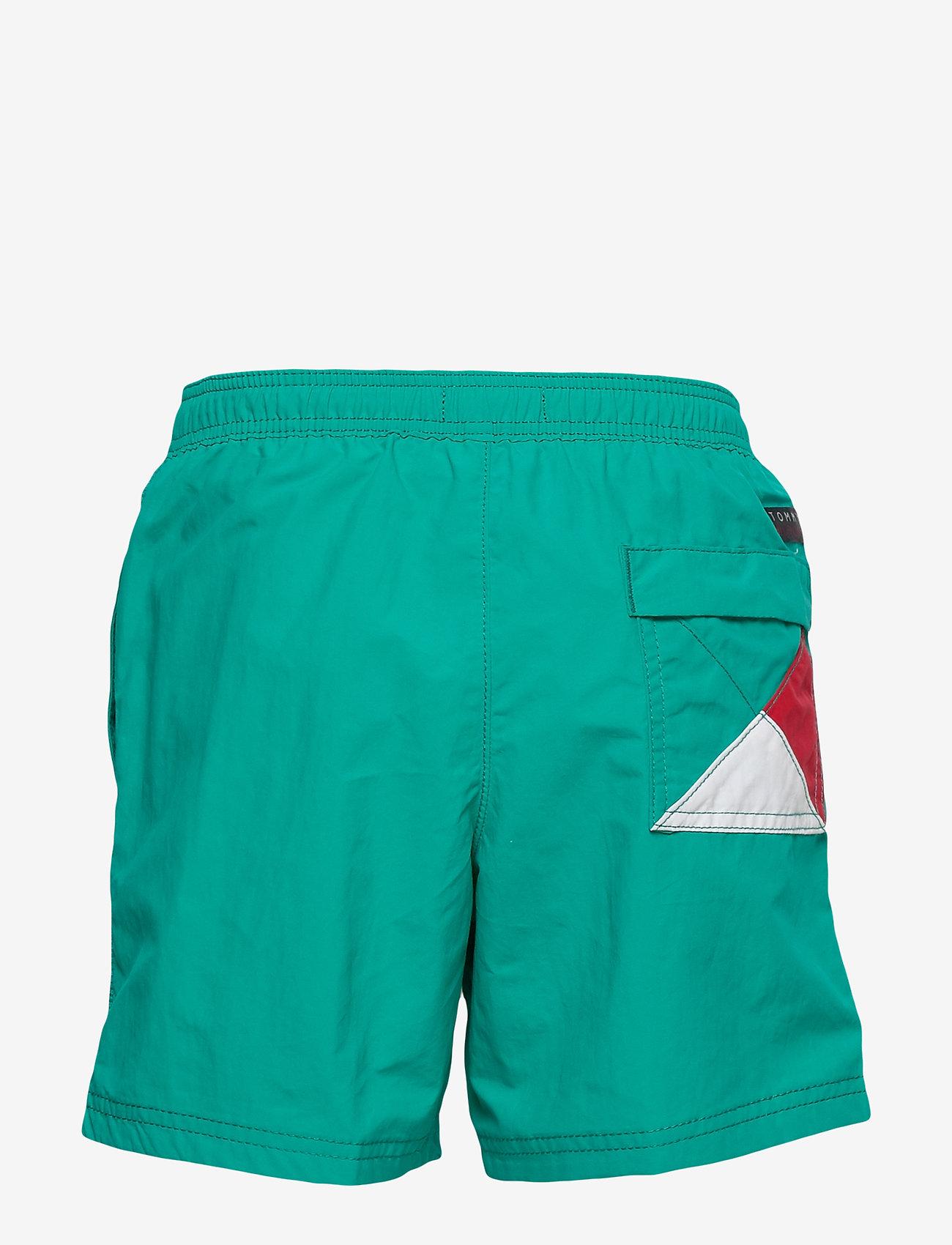 Tommy Hilfiger - MEDIUM DRAWSTRING - swimshorts - calypso green