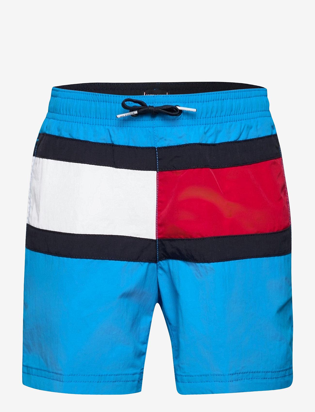 Tommy Hilfiger - MEDIUM DRAWSTRING - shorts - hyper blue - 0