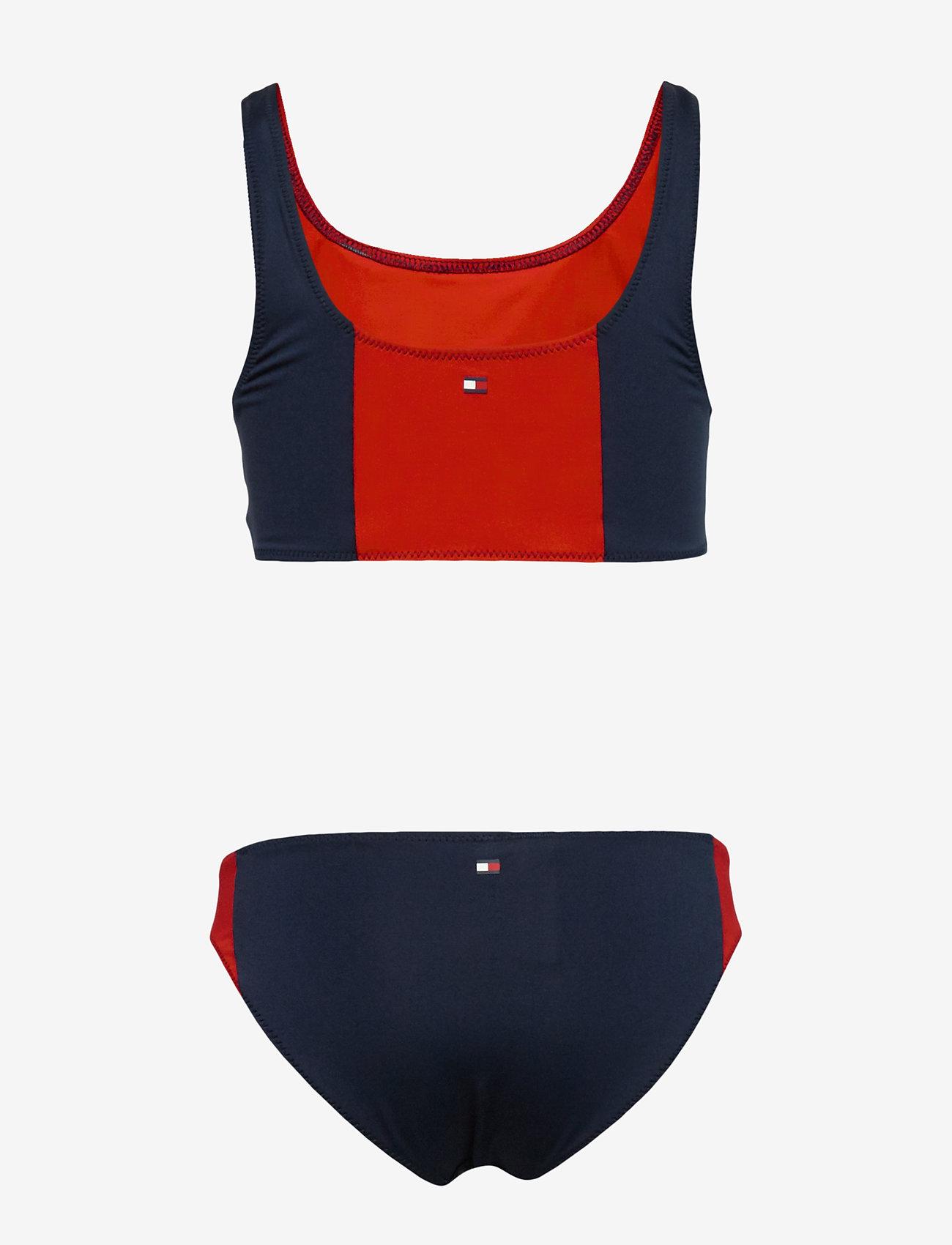Tommy Hilfiger - BRALETTE SET - underwear sets - red glare 105-670 - 1