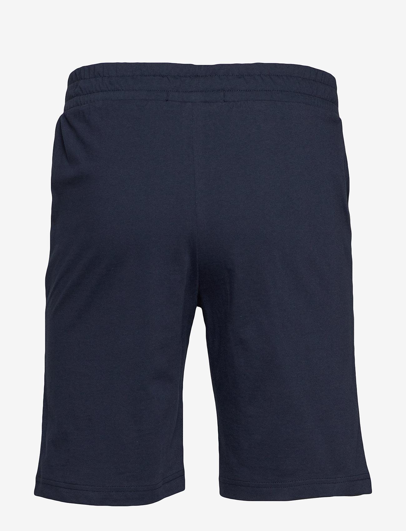 Tommy Hilfiger - SHORT LOGO - bottoms - navy blazer - 1