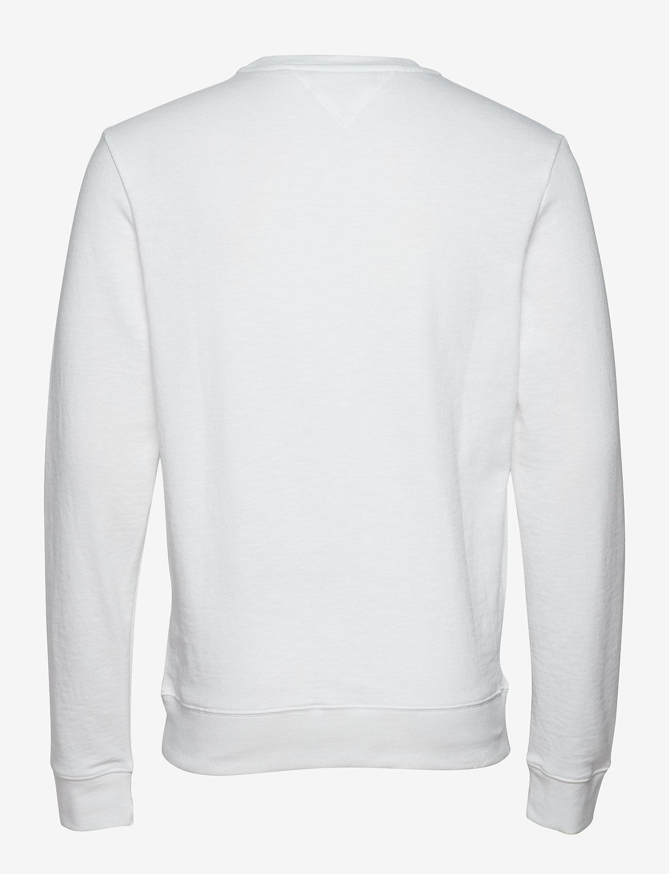 Tommy Hilfiger Track Top Ls Hwk - Sweatshirts Pvh Classic White