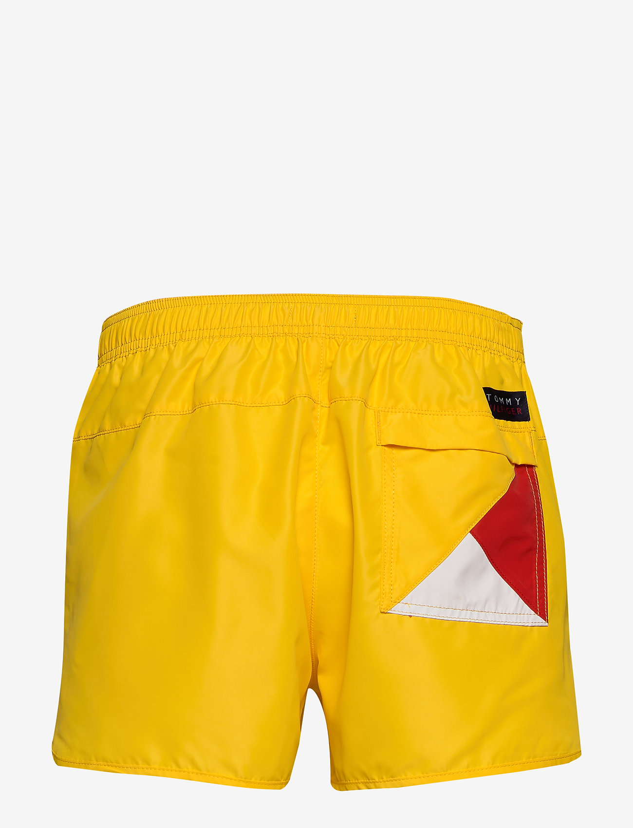 Tommy Hilfiger - RUNNER - swim shorts - bold yellow - 1