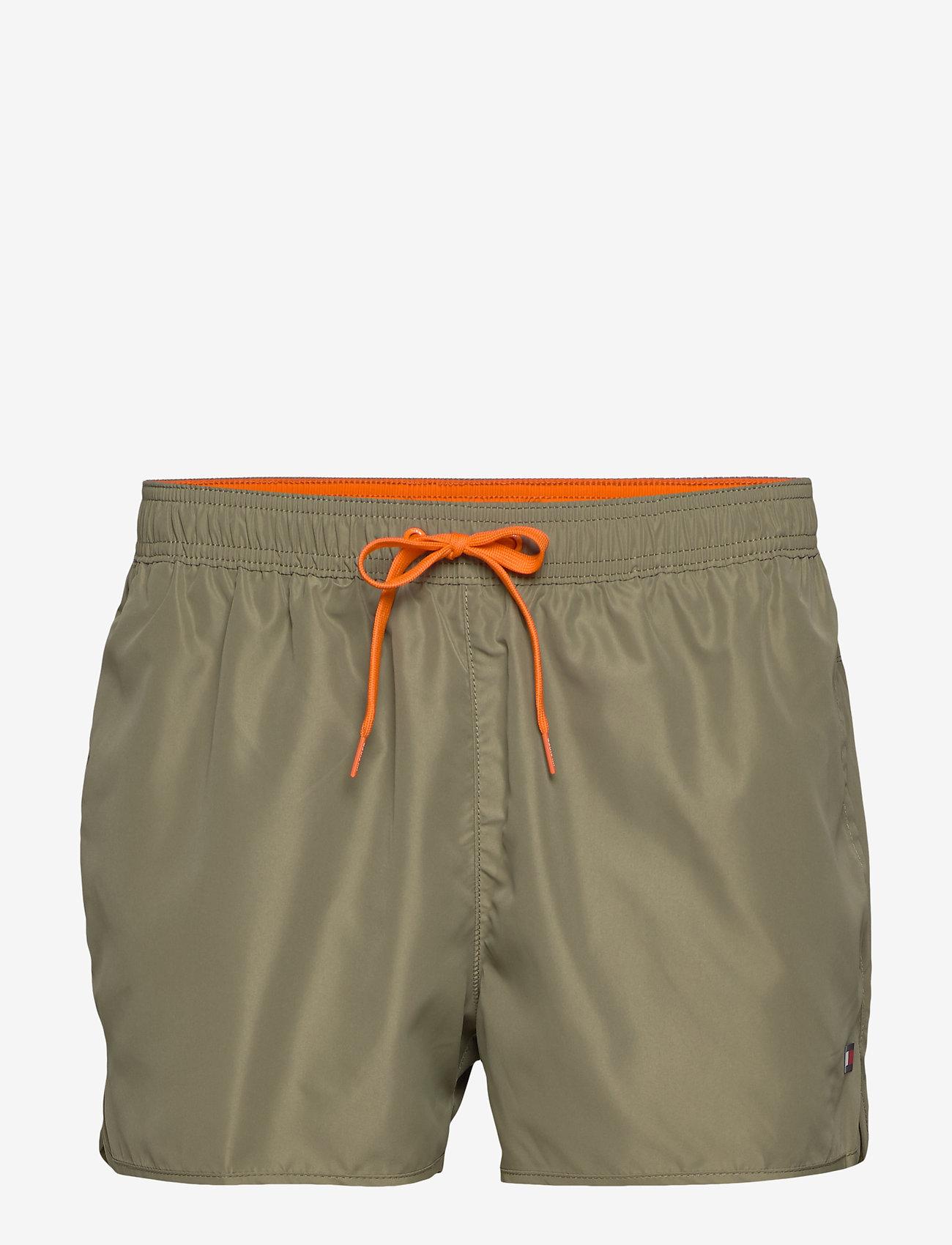 Tommy Hilfiger - RUNNER - shorts de bain - mash green - 0