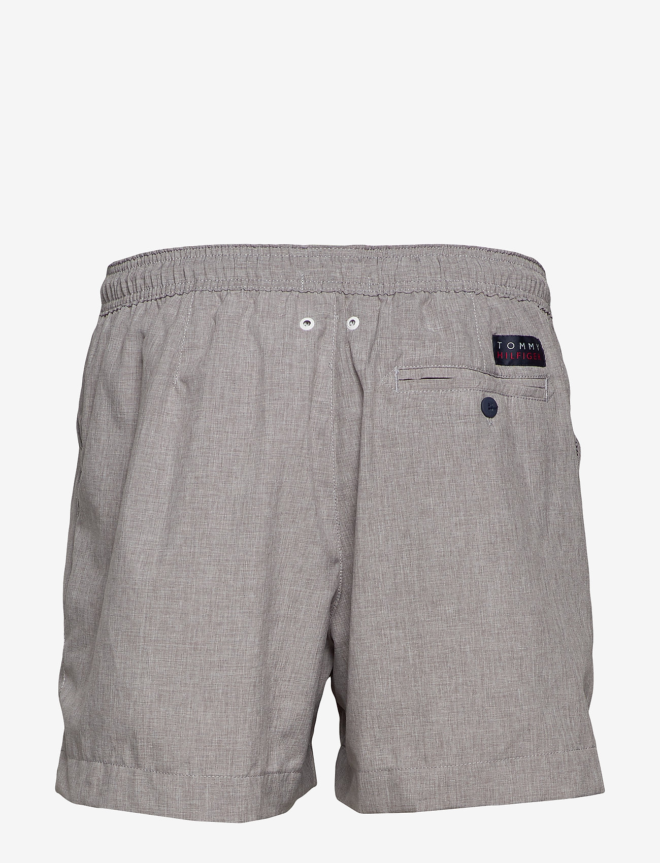 Tommy Hilfiger - MEDIUM DRAWSTRING-HE - swim shorts - grey heather - 1
