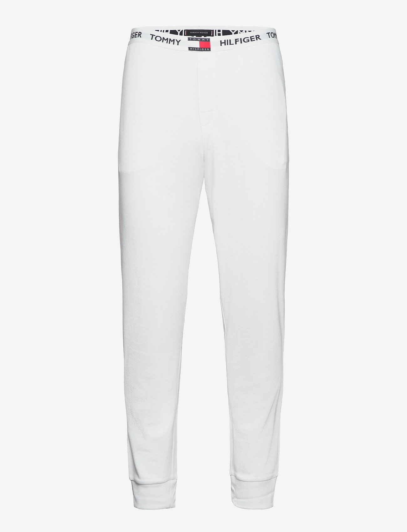 Tommy Hilfiger - PANTS LWK - vêtement de nuit - white - 0