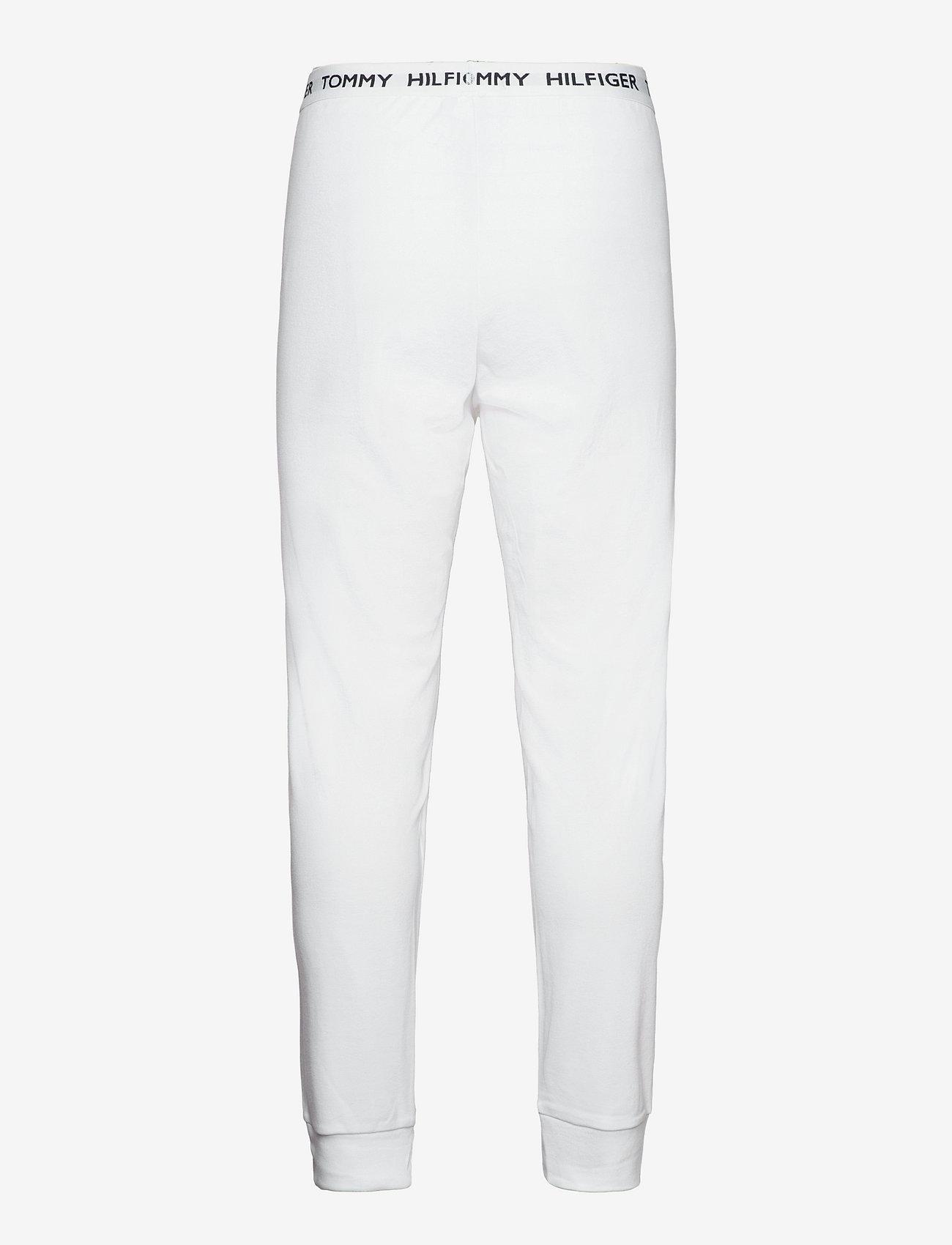 Tommy Hilfiger - PANTS LWK - vêtement de nuit - white - 1