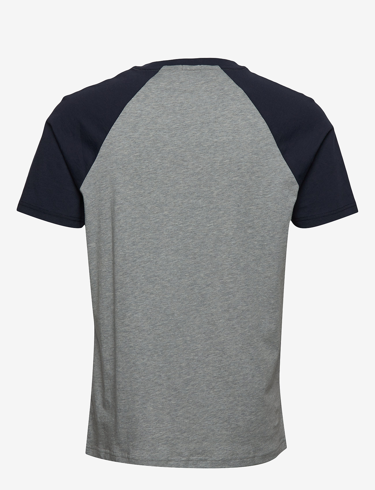 Tommy Hilfiger - CN SS TEE LOGO - kortermede t-skjorter - grey heather