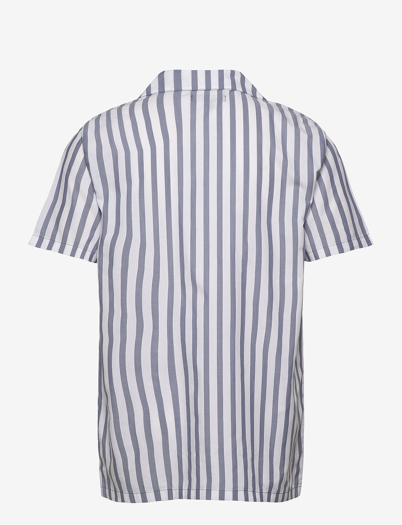 Tommy Hilfiger - SS PJ SHIRT - pyjamas - coastal fjord - 1
