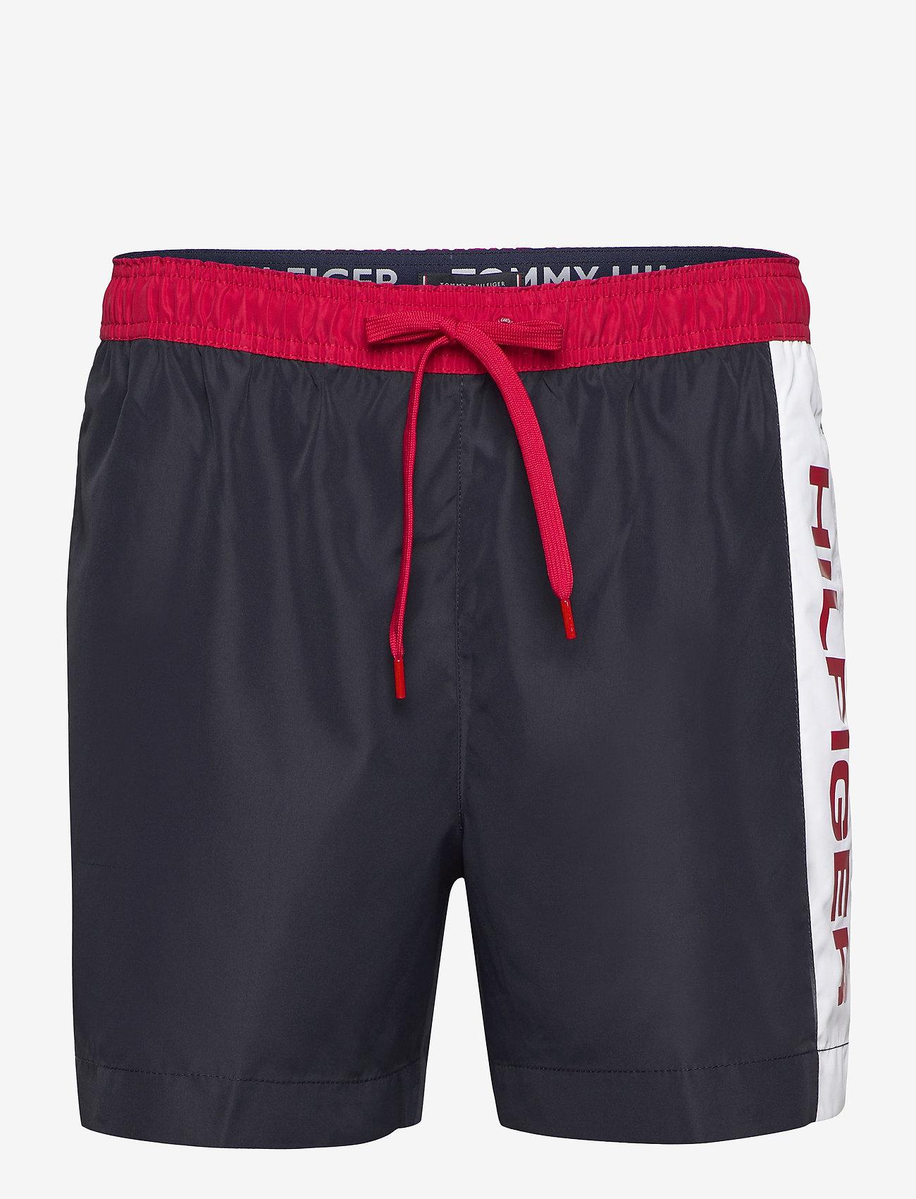 Tommy Hilfiger - MEDIUM DRAWSTRING - casual shorts - desert sky - 0