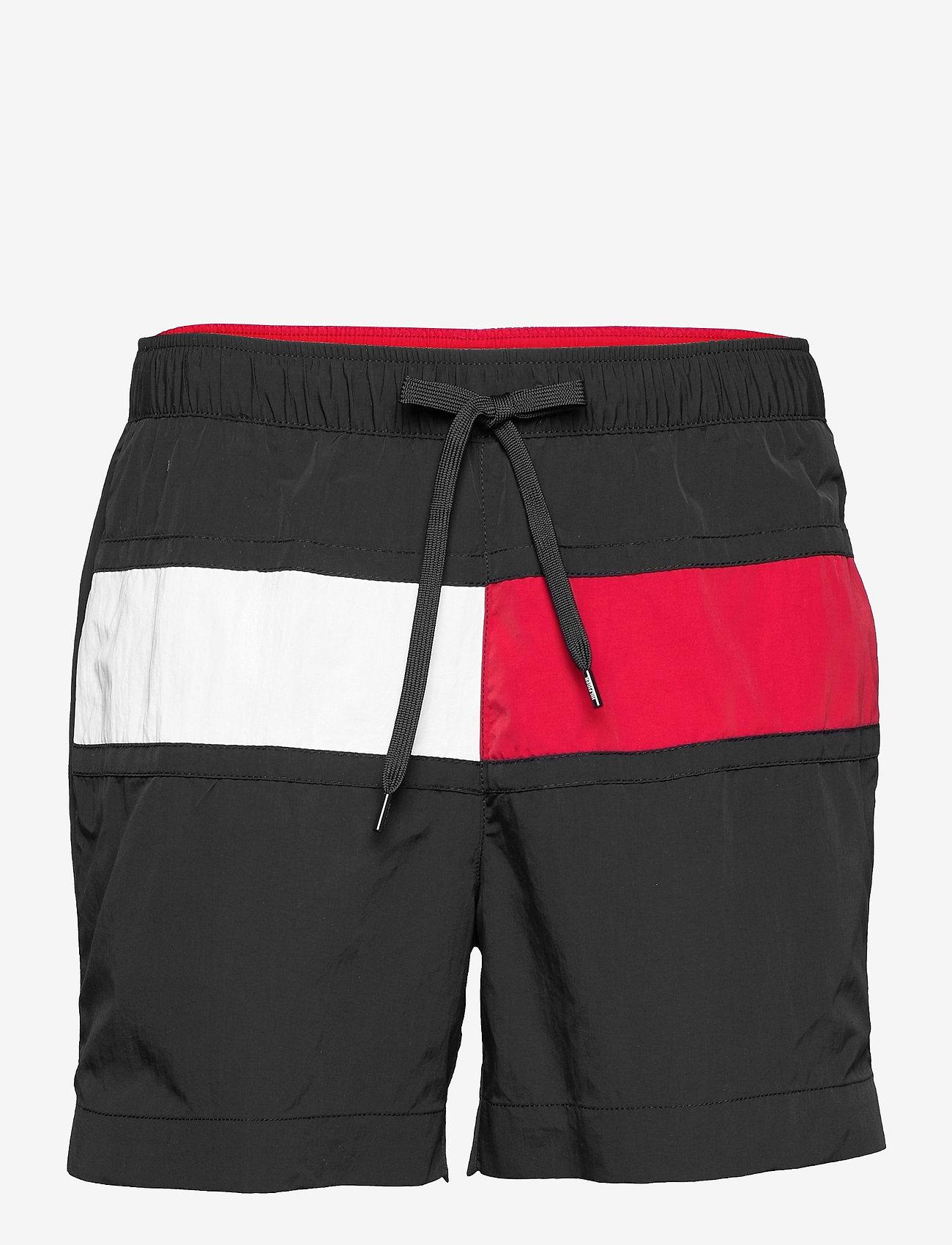Tommy Hilfiger - MEDIUM DRAWSTRING - shorts de bain - desert sky - 0