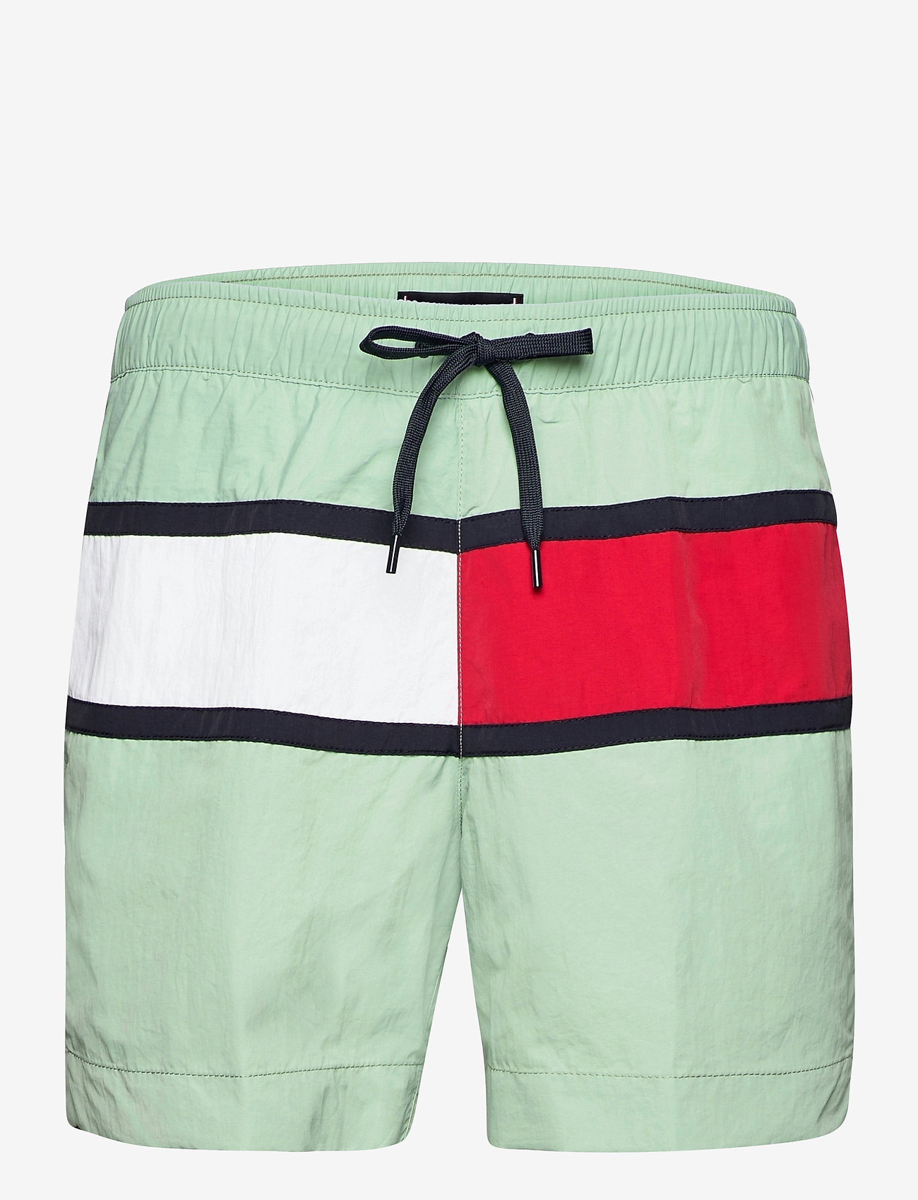 Tommy Hilfiger - MEDIUM DRAWSTRING - shorts de bain - sea mist mint - 0