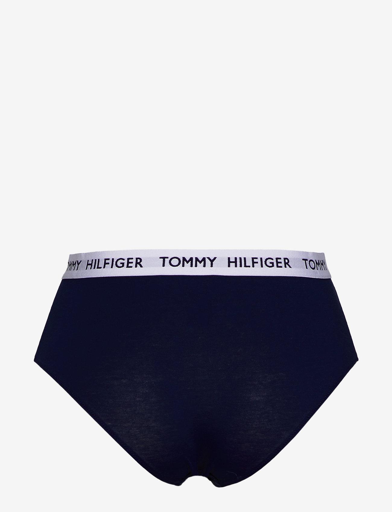 Tommy Hilfiger - HW BIKINI - briefs - navy blazer - 1