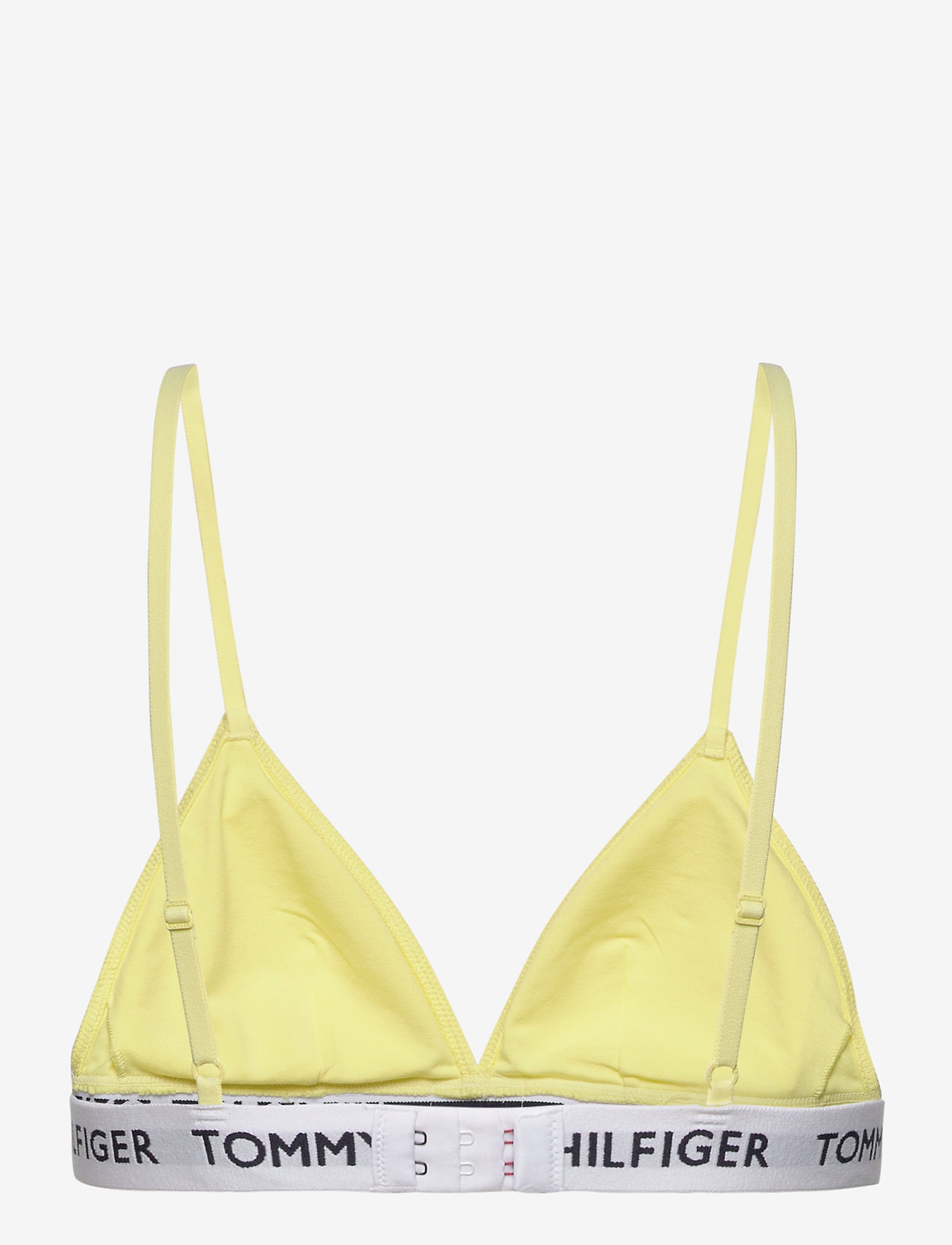 Tommy Hilfiger - PADDED TRIANGLE BRA - soutiens-gorge sans armatures - elfin yellow - 1