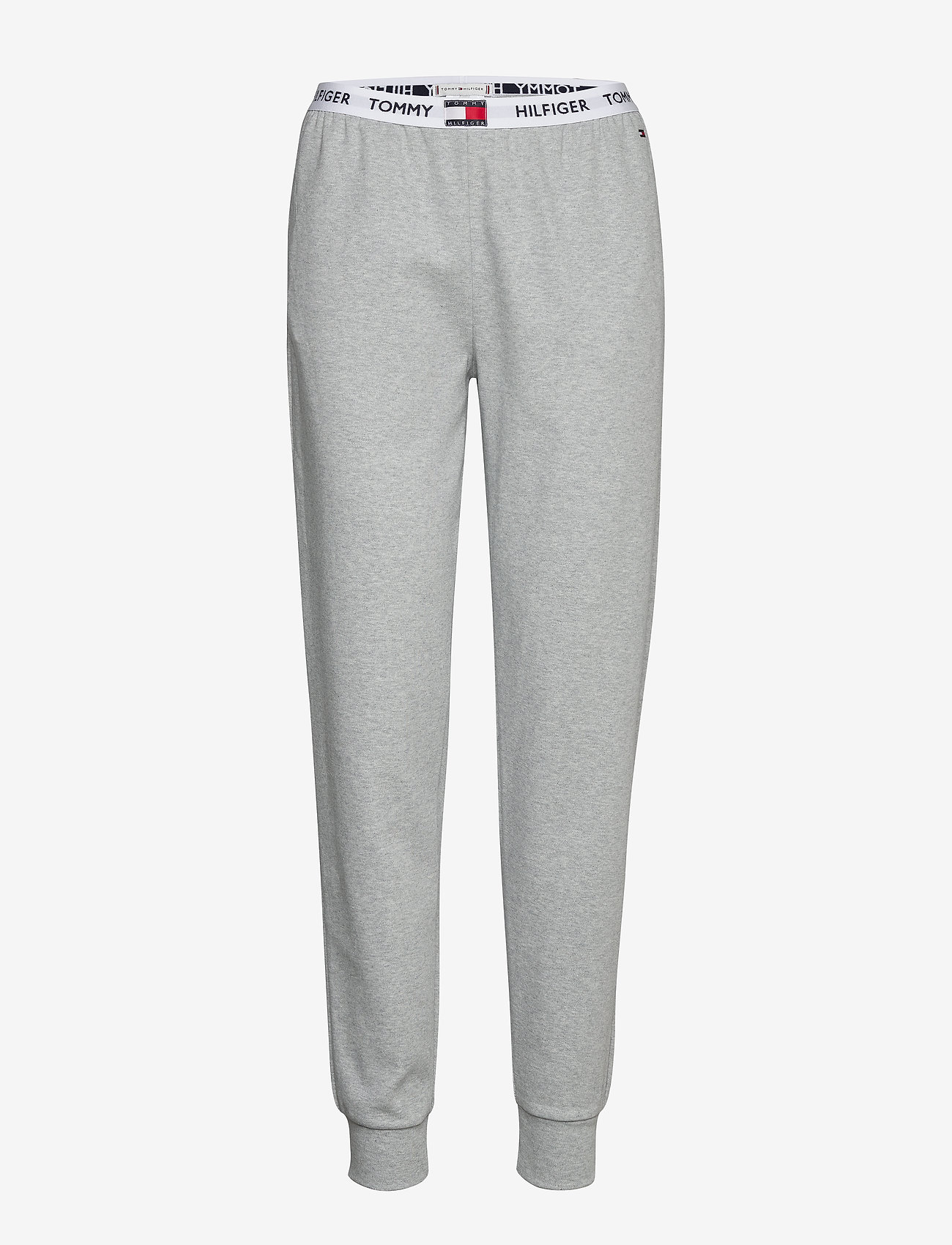Tommy Hilfiger - PANT LWK - underdele - grey heather - 0