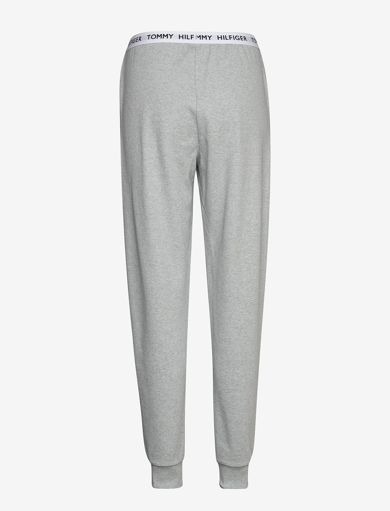 Tommy Hilfiger - PANT LWK - underdele - grey heather - 1