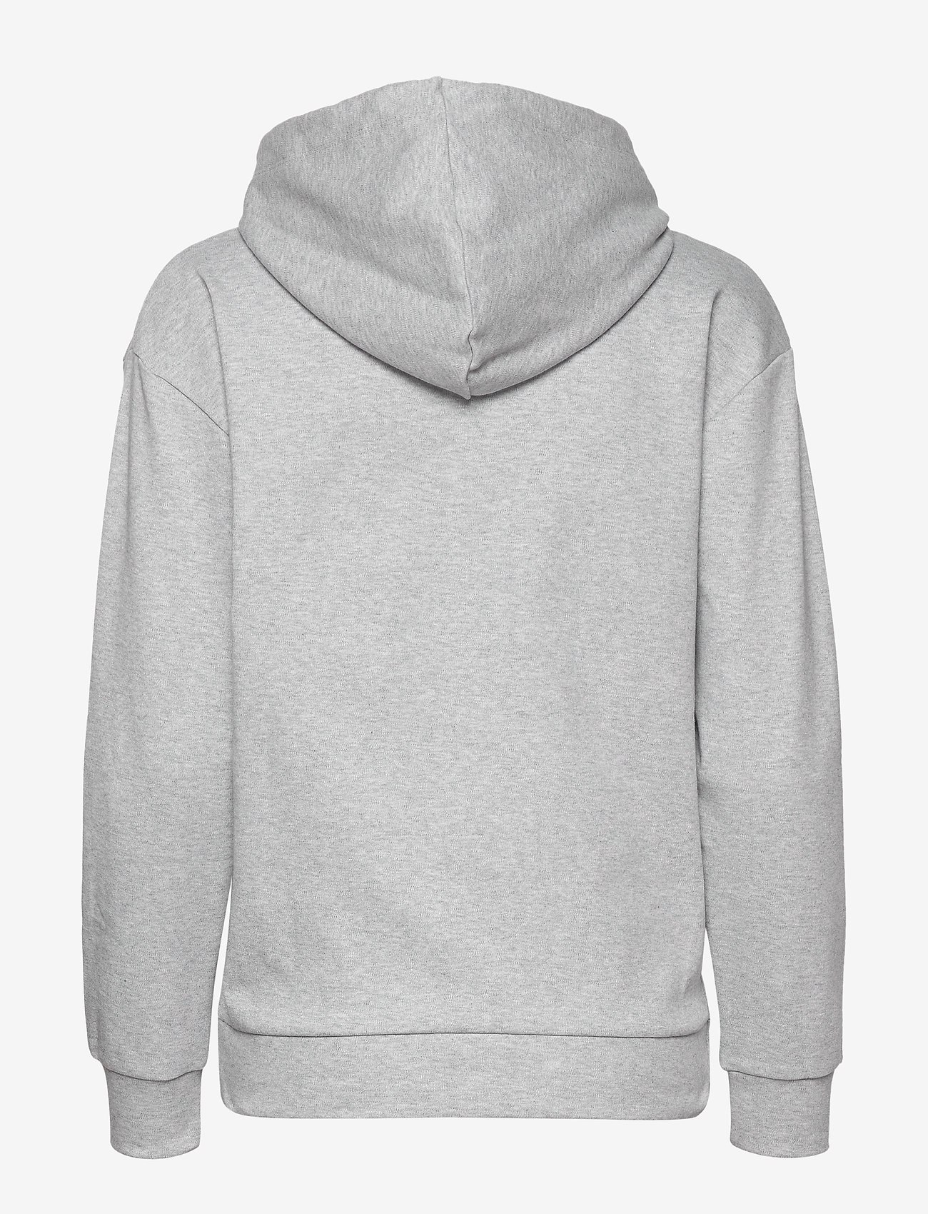 Tommy Hilfiger - HOODIE LWK - overdele - grey heather - 1