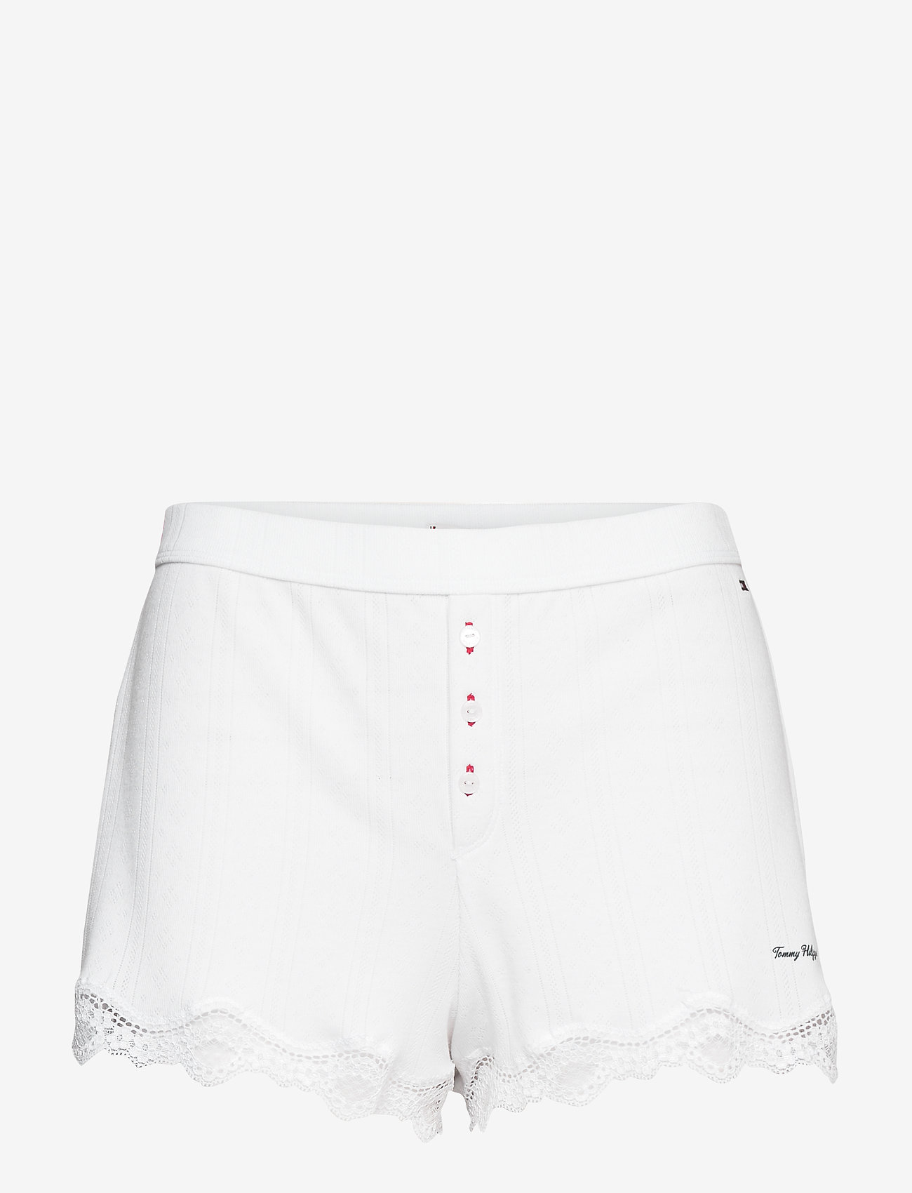 Tommy Hilfiger - SHORT - shorts casual - white - 0