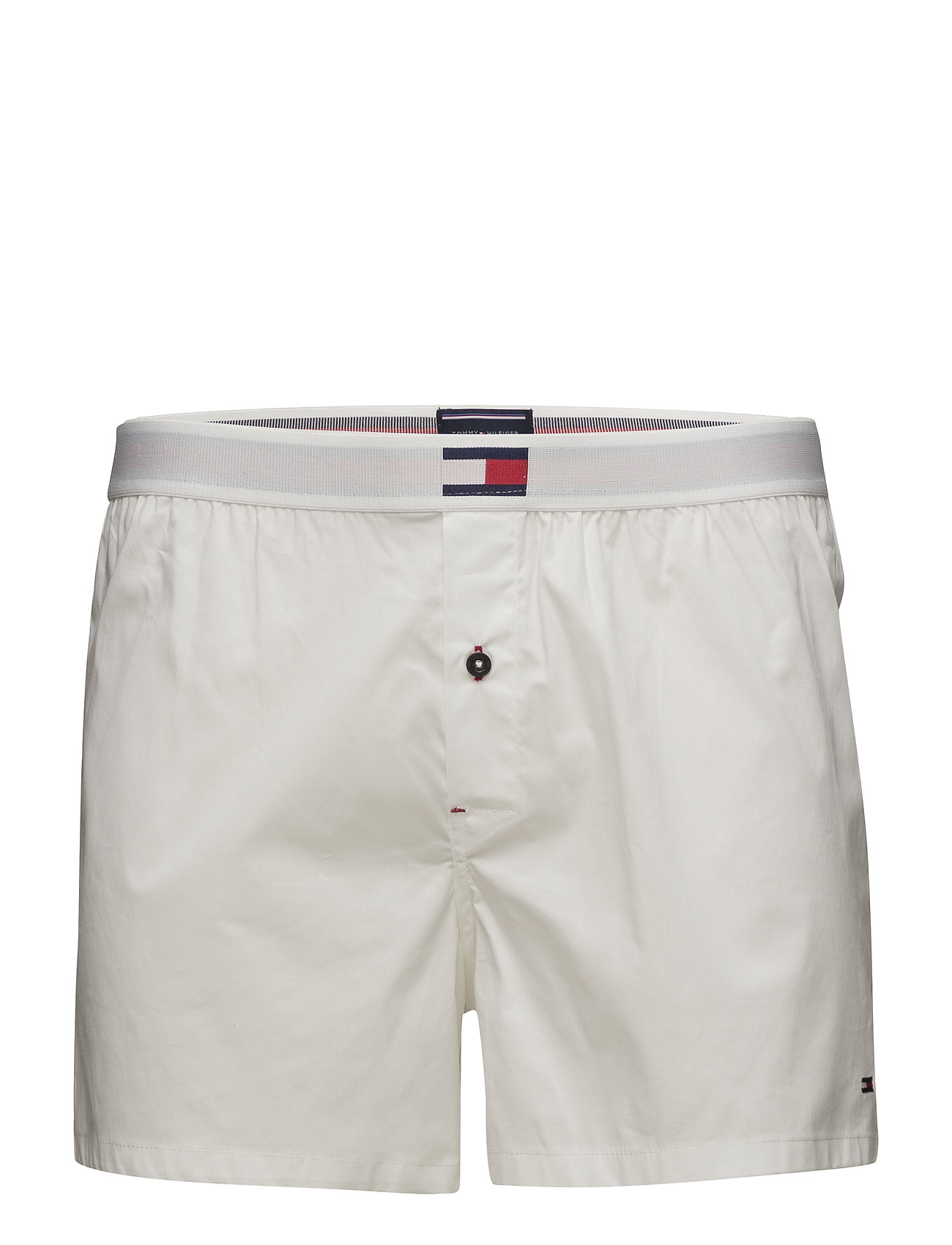 Tommy Hilfiger WOVEN BOXER - WHITE