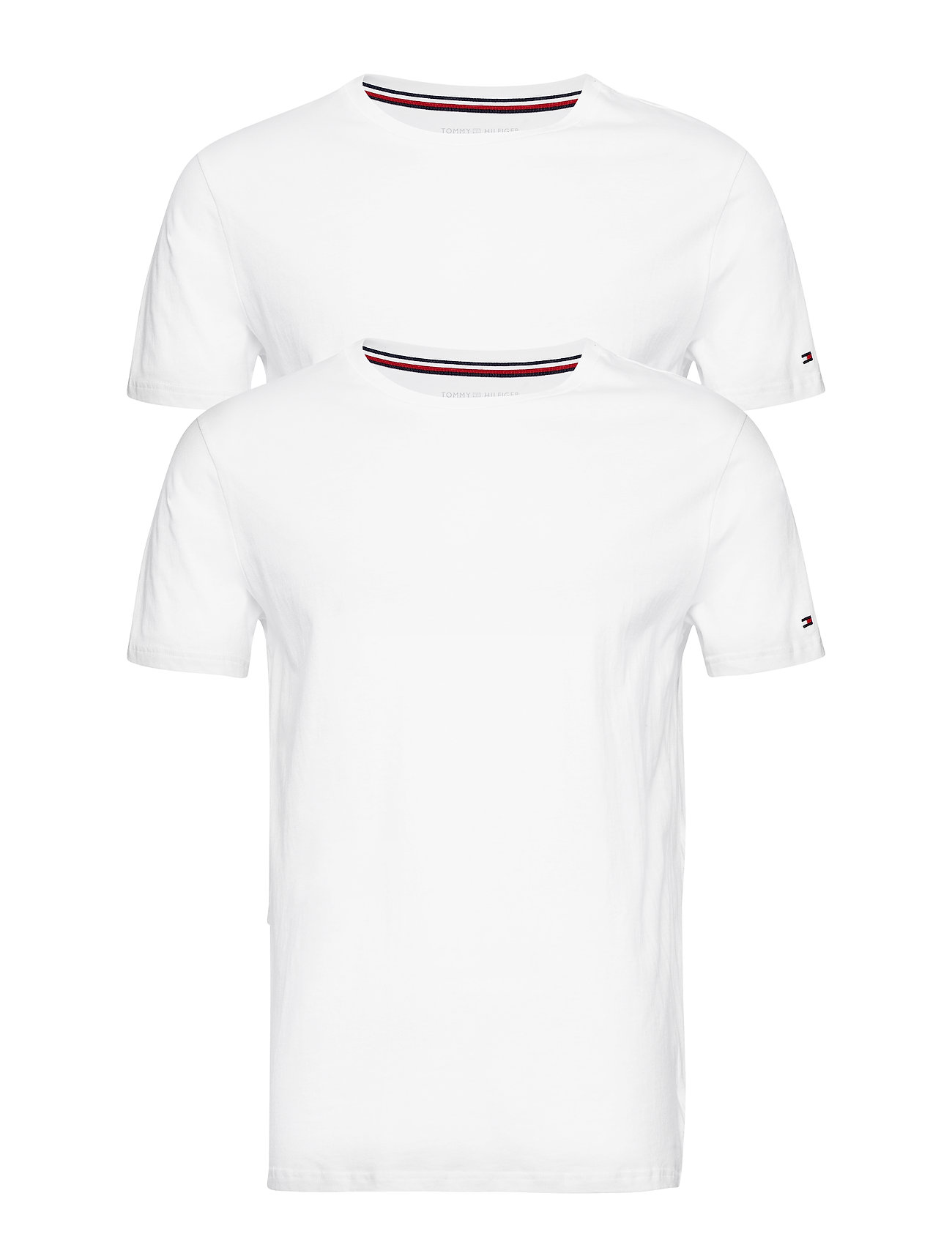 Image of 2p Cn Tee Ss T-shirt Hvid Tommy Hilfiger (3069874767)