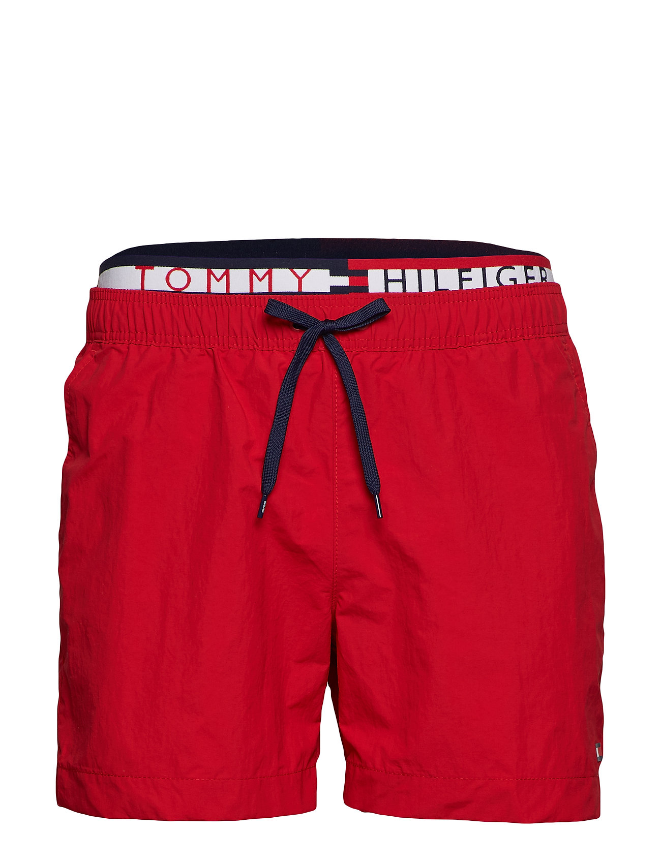 Tommy Hilfiger DB WB MEDIUM DRAWSTR - TANGO RED