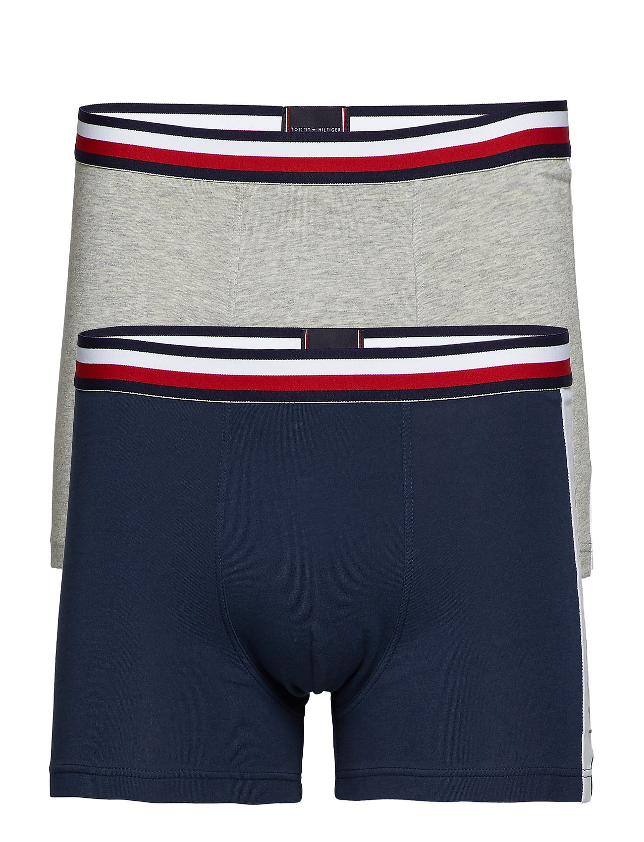 Tommy Hilfiger 2P TRUNK FASHION, 08 - BLACK IRIS/ GREY HEATHER