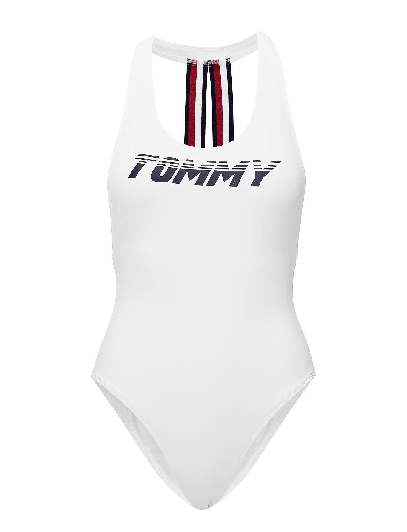 Tommy Hilfiger GIGI HADID ONE-PIECE - BRIGHT WHITE